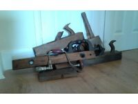 Vintage Carpentry Hand Tools