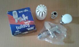 Bulldog radiator thermostats