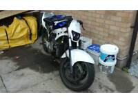 PROJECT CBR 600 f3 . (SWAP) for enythink . OFFERS