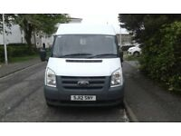 ford transit swb semi hitop 12 plate bargain 3800 no offers