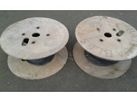Armoured Cable - reel ends