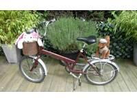 women's shopper bike