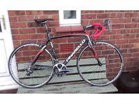NEW Road bike Pinarello 54cm frame , Dura Ace 9000 , Mavic Ksyrium dogma geo