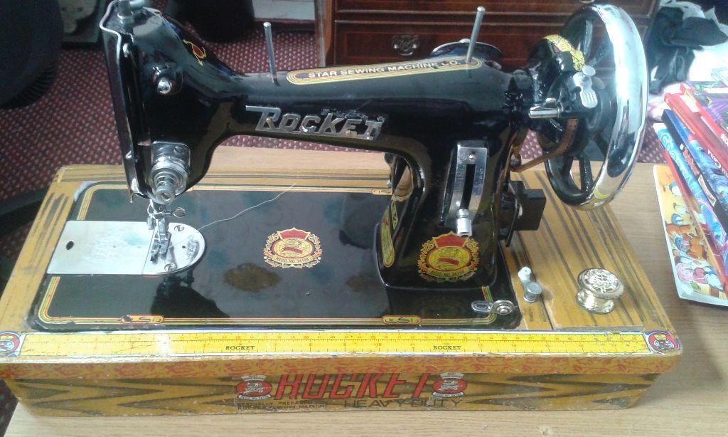 Pakistani rocket sewing machine   in Derby, Derbyshire   Gumtree