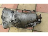 mercedes vito automatic gearbox