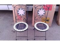 NEW !!! 2 chairs / WORKING 27/28/29/30 DEC. 8AM-10PM See please Description !