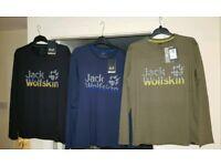 Jack Wolfskin LS Tshirts