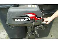 ))) suzuki dt 4hp outboard(((