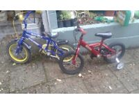 Childrens 2 Wheel bikes for sale