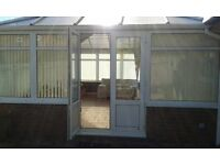LARGE CONSERVATORY in super condition