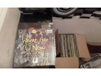 "100 x 12"" vinyl records, dance, house, indie, dj"