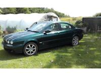 Jaguar x-type low mileage
