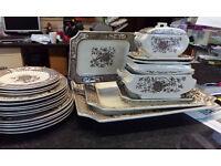 "Wallis Gimson- Victorian Tableware ""VENICE"""