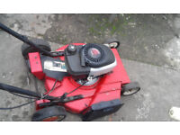 Victa 19 inch power mower.