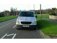 Mercedes vito van, 54 plate good runner