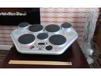 yamaha dd-55 digital percussion drum as new