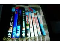 KID'S DVDS