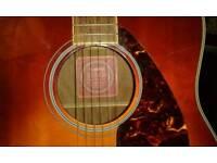 Yamaha acoustic guitar 720S