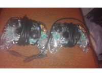 2x XBOX360 CONTROLLERS BOTH WORKING / BOTH FOR £25 POUND
