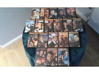 James Bond VHS Video Collection