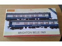 Hornby R2988 1969 Brighton Belle 2 Car EMU Set New DCC Ready