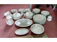 Crown ming fine China dinner set