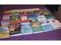 Collection of Maeve Binchy Novels (18 Books)