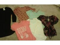 Maternity clothes size 12s