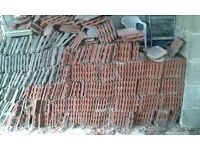 Terracotta Rosemary Roof Tiles, New approx 380 tiles