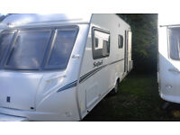 2008 abbey safari vogue 4 berth p/x poss
