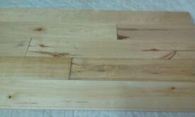Solid Maple Wooden Flooring