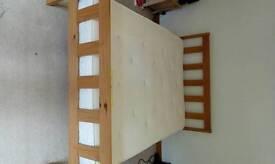 Sleepworks 1000 pocket spring memory foam 4ft 6 mattress