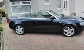 For Sale Audi A4 2.5 TDI Convertible. 2005
