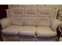 Sofa and armchairs