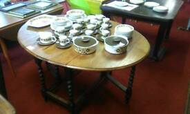 Drop leaf table - tcl 13742