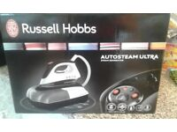 brand new boxed and sealed steam generator iron