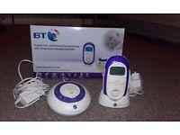 BT Digital Baby Monitor 250