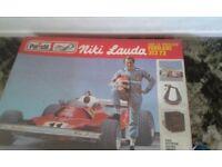 Polistil Niki Lauda Ferrari 312 T2 slot racing