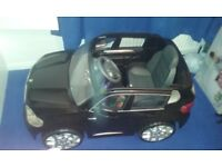 battery operated BMW kids car
