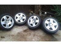 Audi vw alloy wheels