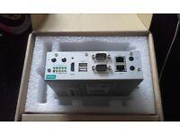 Moxa v2201 series x86 ultra compact computer