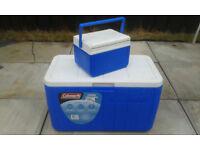 Large Coleman coolbox [45ltr]
