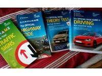 NEW BOOKS ONLY £15 FOR LEARNING DRIVING THEORY