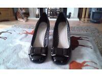 Black patent shoes for sale