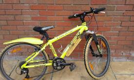 Fantastic Scott Racing Concept 24 Bike 18 Gears