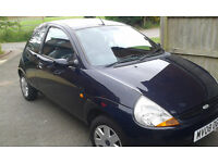 FORD KA STYLE 2008 - New MOT and low mileage