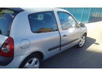 ****RENAULT CLIO 1.2,SERVICE HISTORY,1 OWNER FROM NEW,LOW MILEAGE,CHEAP TO RUN****