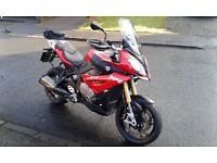 BMW XR 1000 SE SPORT. 3,800 CAREFULL MILES. SUPERB CODITION.