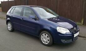 VW Polo 1.4tdi MOT due June 2018