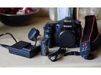 SONY A77 SLT - 24MP Digital SLR Camera